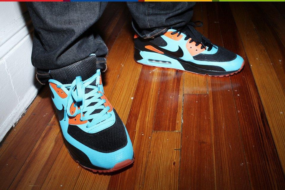 Сникерхед из Нью-Йорка: Крис Грейвс о своей коллекции кроссовок. Изображение № 2.
