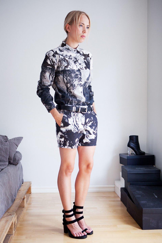 Анна Песонен, младший редактор моды финского журнала SSAW. Изображение № 5.