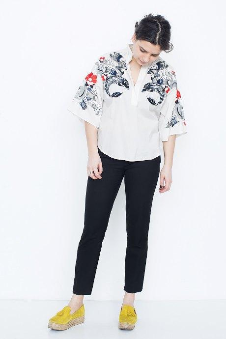 Маркетолог «Цветного»  Полина Ситковская  о любимых нарядах. Изображение № 15.