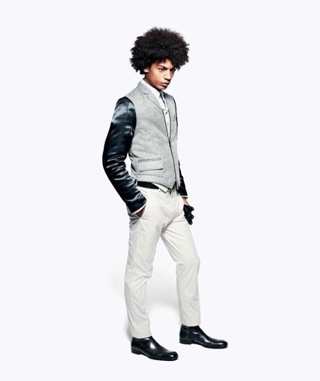 Новые лица: Ишам Авдулахи, модель. Изображение № 16.