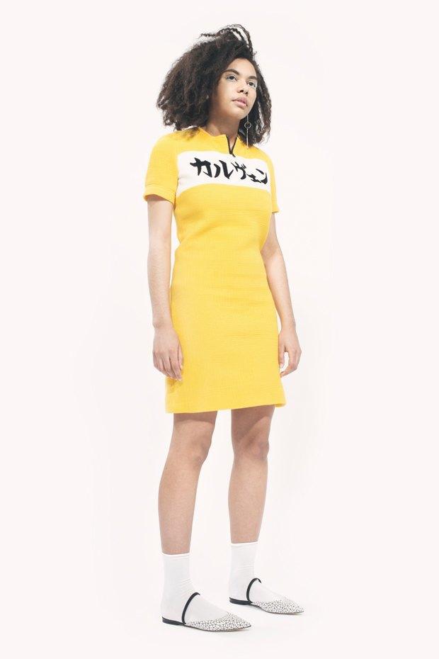 Мода 60-х и 70-х как главная тенденция весны. Изображение № 11.