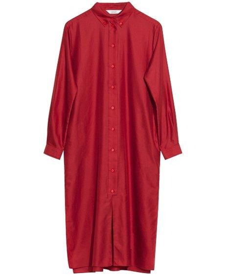 Надел и пошёл: 10 платьев-рубашек от простых до роскошных. Изображение № 6.