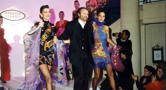 Хронология: Versace. Изображение № 10.