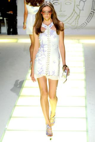Milan Fashion Week: показ Versace SS 2012. Изображение № 14.