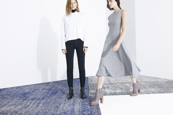 Леопардовые шубы и платья-сорочки в новой коллекции Zara. Изображение № 4.