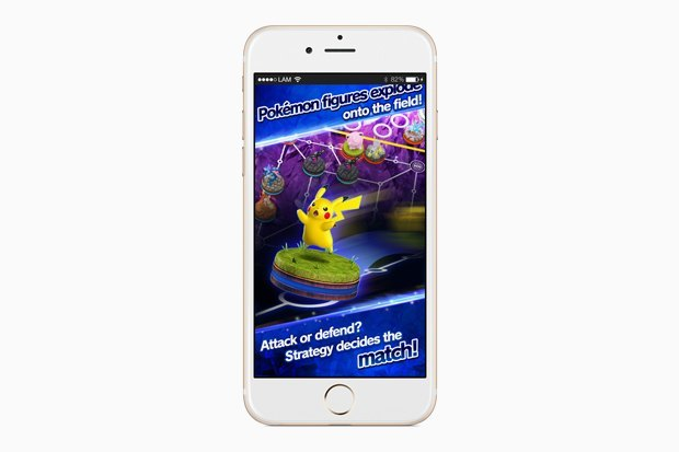 Битвы покемонов в новой игре Nintendo Pokémon Duel. Изображение № 2.