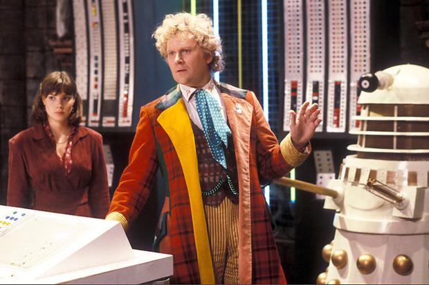 Шестой Доктор: Колин Бейкер. 1984-1986. Изображение № 6.