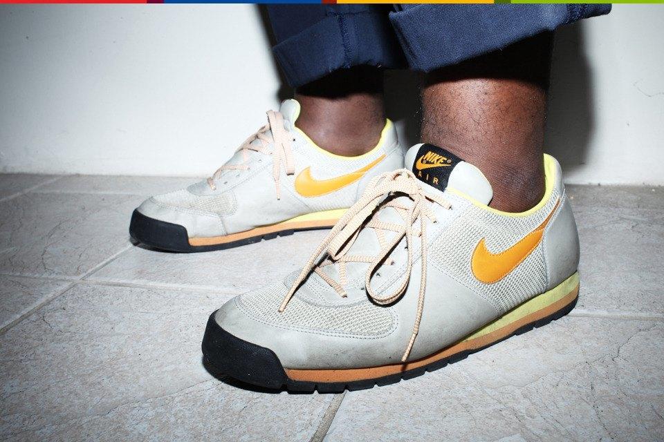 Сникерхед из Нью-Йорка: Крис Грейвс о своей коллекции кроссовок. Изображение № 12.