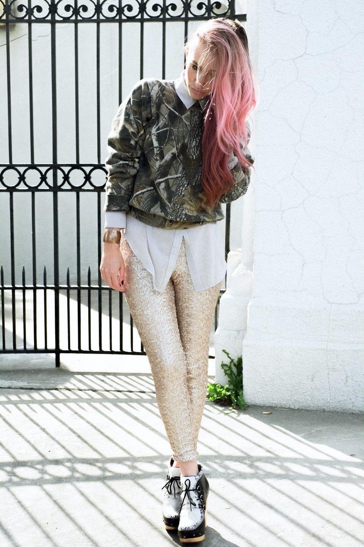 Роуз Бродбент, художница и владелец винтажного бутика из Торонто. Изображение № 23.