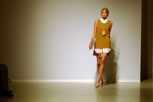 Milan Fashion Week: Первые три дня. Изображение № 14.