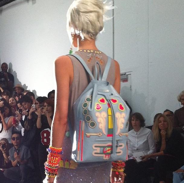 Прямой репортаж  с Paris Fashion Week:  День 3. Изображение № 23.