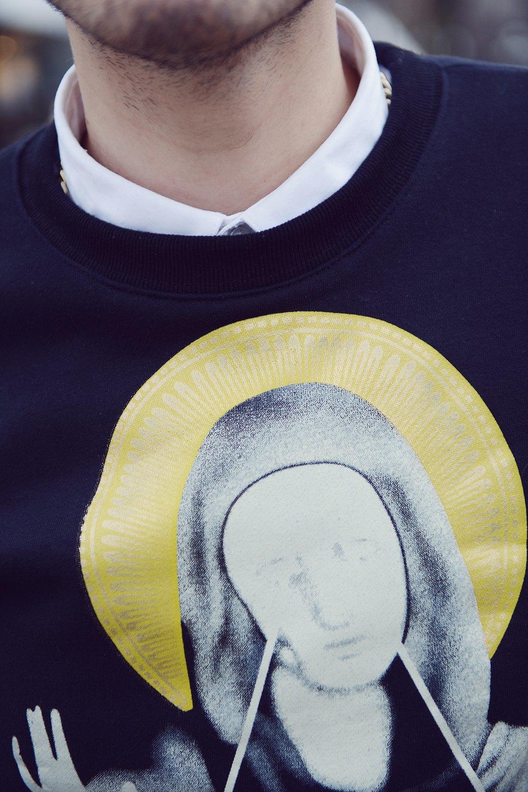 Шубы и горох на Stockholm Fashion Week. Изображение № 45.