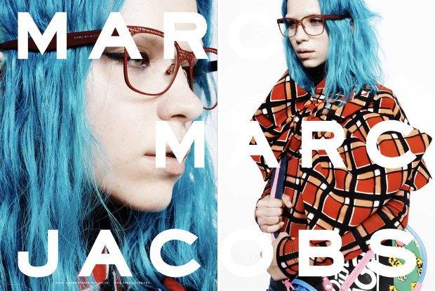 Marc by Marc Jacobs нашли лица новой кампании  в соцсетях. Изображение № 3.