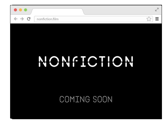 В закладки: Онлайн-кинотеатр Nonfiction.film. Изображение № 1.