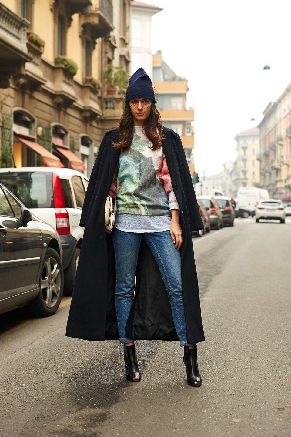 Стритстайл:  Неделя моды в Милане,  часть I. Изображение № 20.