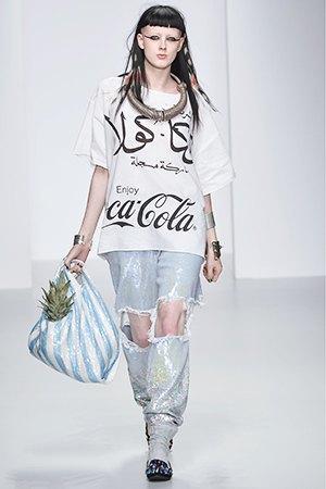 Весело и странно: Как мода избавилась  от серьезности . Изображение № 7.