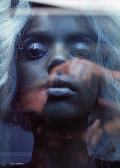 Новые лица: Грейс Махари, модель. Изображение № 27.
