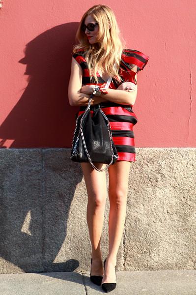 Milan Fashion Week: Уличный стиль, день 5. Изображение № 4.