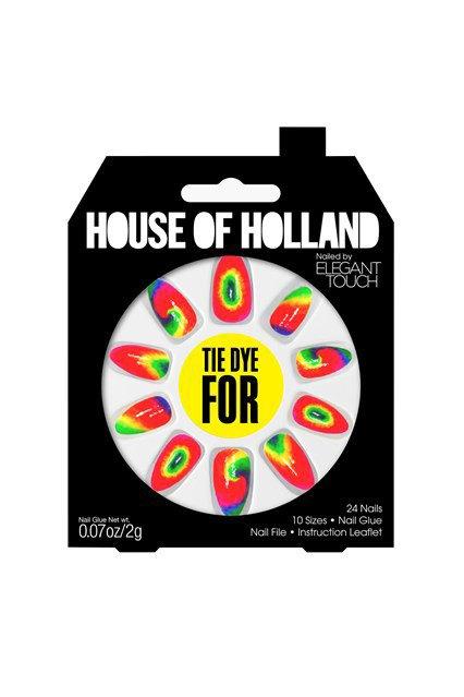 House of Holland и Elegant Touch сделали классные накладные ногти. Изображение № 9.
