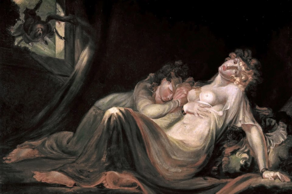 Сонный паралич: Открыв глаза, вы не можете пошевелиться — что делать?. Изображение № 8.