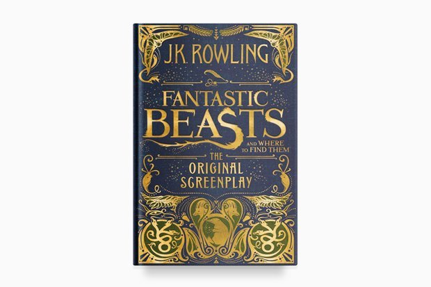 J. K. Rowling «Fantastic Beasts and Where to Find Them: The Original Screenplay», $15. Изображение № 30.