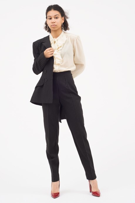 Стилист и модель Марьям Фитч о любимых нарядах. Изображение № 10.