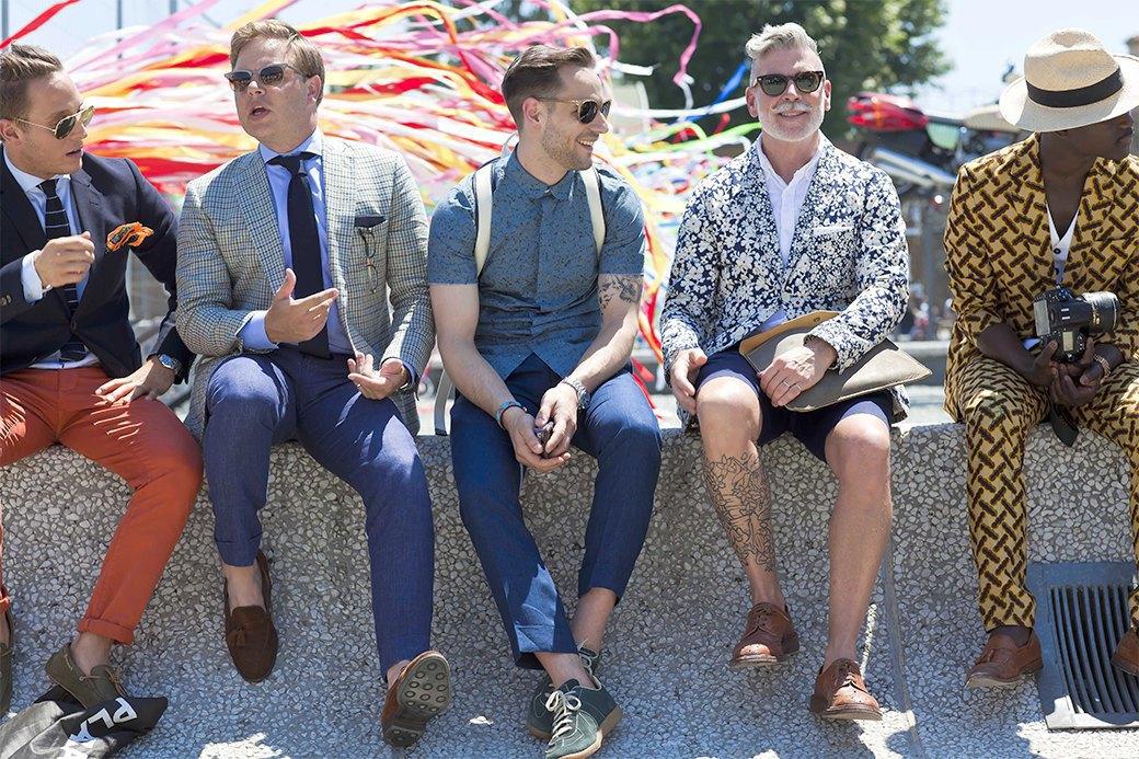 Стритстайл: Красивые мужчины на Pitti Uomo. Изображение № 13.