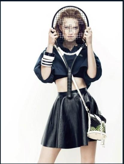 Новые лица: Юлия Сушфаляк, модель. Изображение № 45.