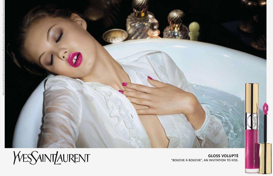 Вестник фотошопа:  Ретушь в рекламе  косметики в 2014 году. Изображение № 6.