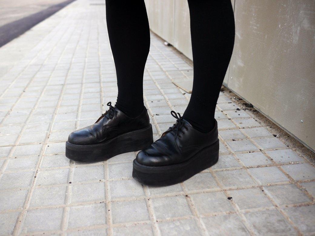 Гости Недели моды в Барселоне. Изображение № 26.
