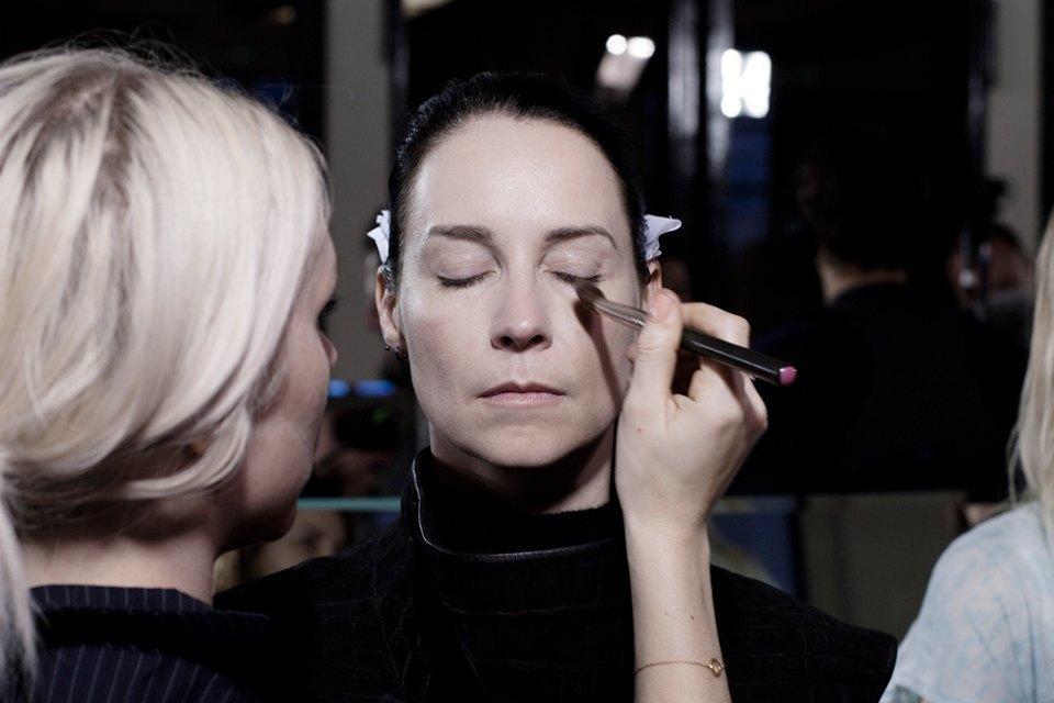 Paris Fashion Week FW 14: Бэкстейдж показа Rick Owens. Изображение № 9.