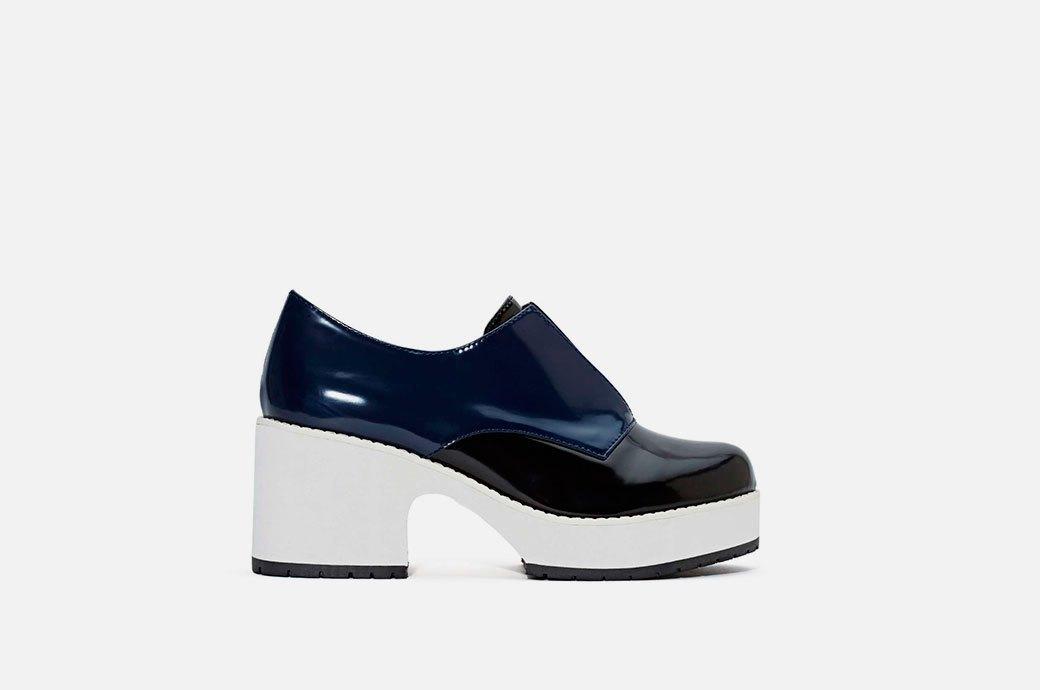 Бери повыше:  12 пар осенней обуви  на платформе. Изображение № 7.