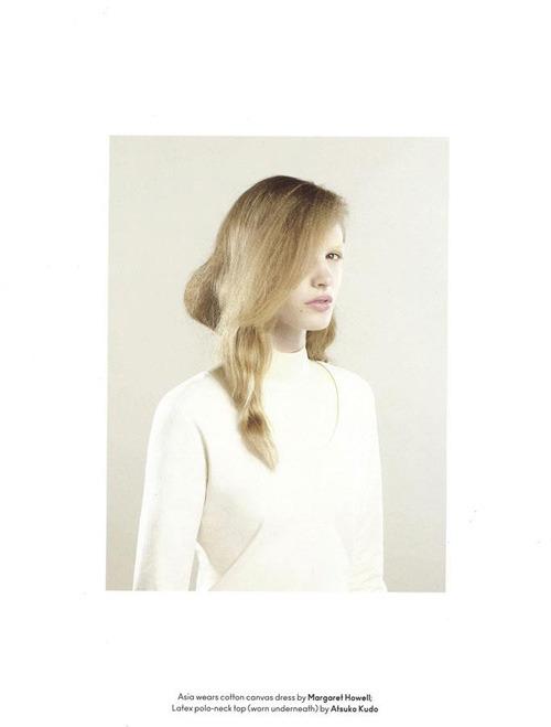 Новые лица: Азия Пивка, модель. Изображение № 28.