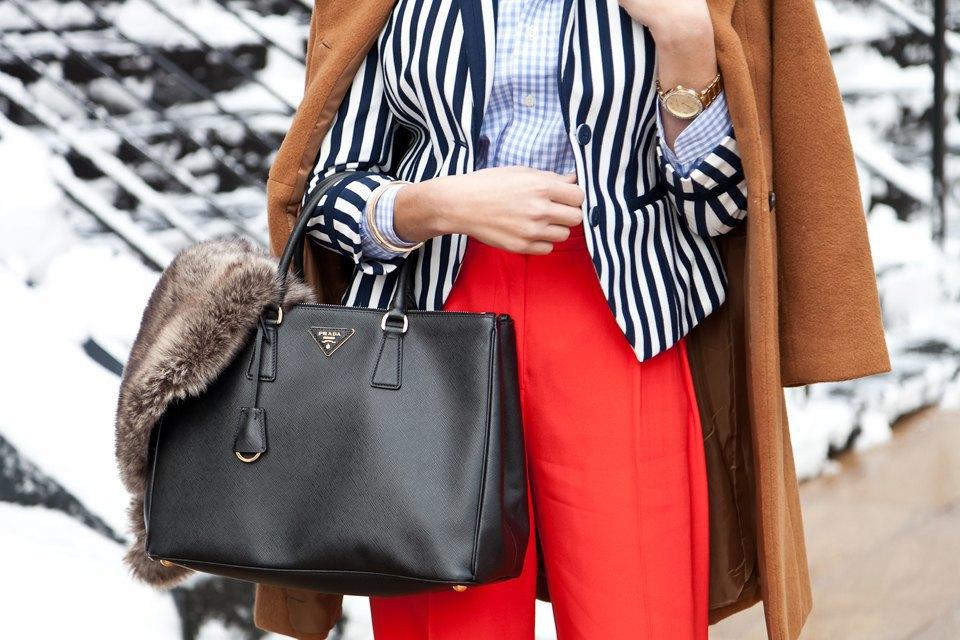Неделя моды в Нью-Йорке,  часть I. Изображение № 28.