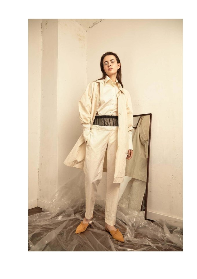 Новая коллекция Sergey Soroka вдохновлена мужским гардеробом. Изображение № 16.