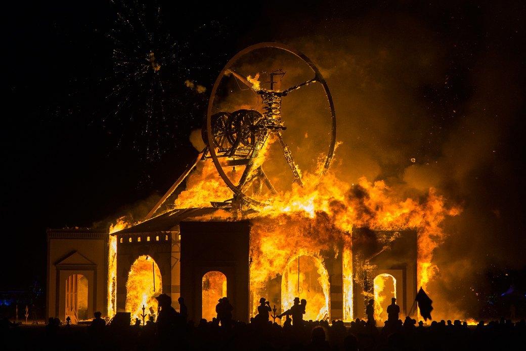 Другая планета: Как я побывала на Burning Man. Изображение № 4.