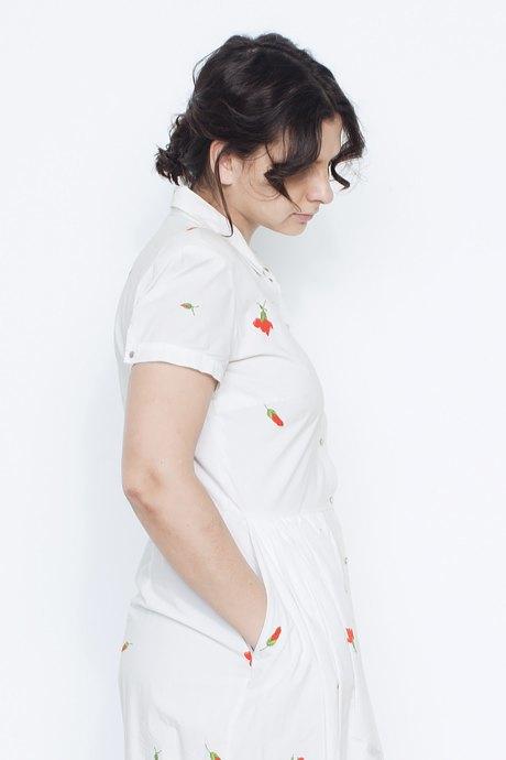Маркетолог «Цветного»  Полина Ситковская  о любимых нарядах. Изображение № 10.