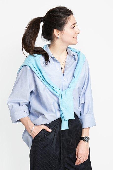 Главный редактор  Ъ-Lifestyle Натела Поцхверия о любимых нарядах. Изображение № 9.