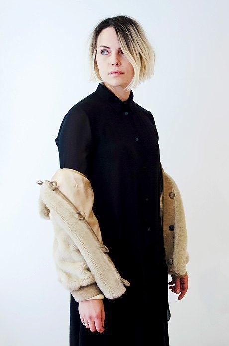 Даша Сельянова,  дизайнер марки ZDDZ. Изображение № 12.