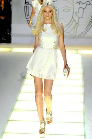 Milan Fashion Week: показ Versace SS 2012. Изображение № 3.