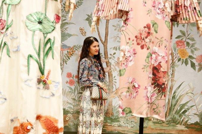 Gucci открыли очень красивое пространство Gucci Garden. Изображение № 13.