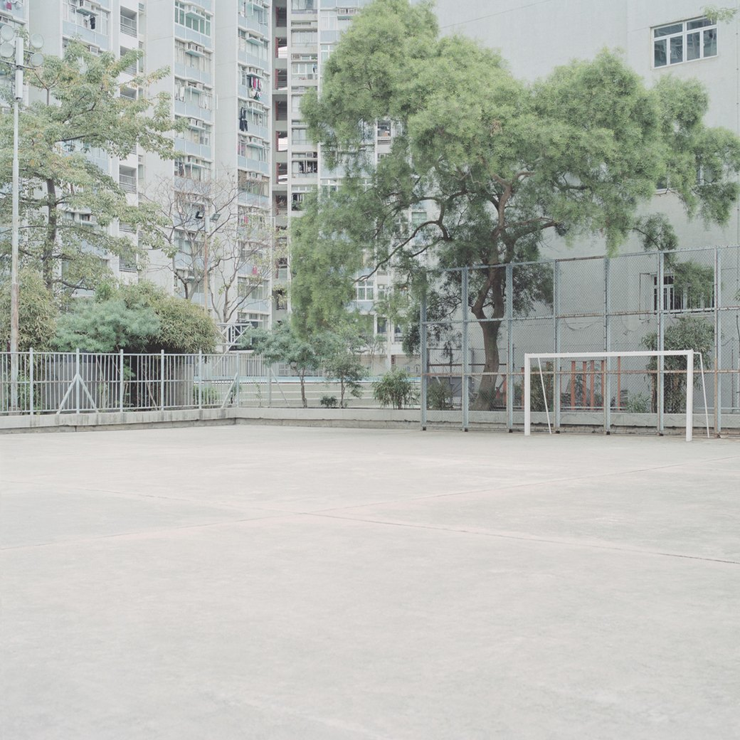«Courts»: Заброшенные спортплощадки . Изображение № 13.