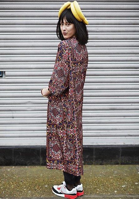 Модель: Лидия Грэм (Models1), стиль: Александра Карл, фото: Эрик Вольстрём    . Изображение № 14.