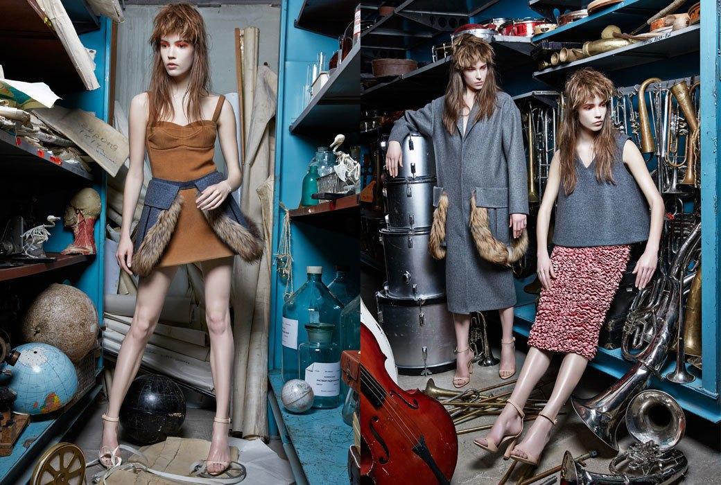 Что покупать осенью: Еще 9 коллекций ведущих российских дизайнеров. Изображение № 11.