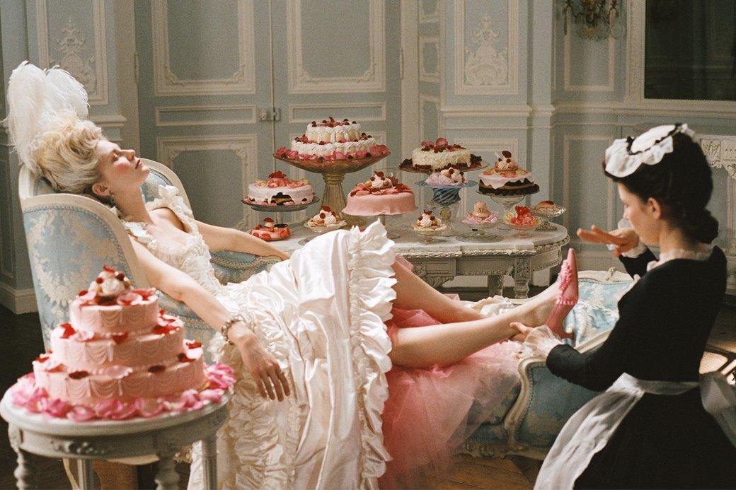 Как розовый стал «женским» цветом. Изображение № 3.