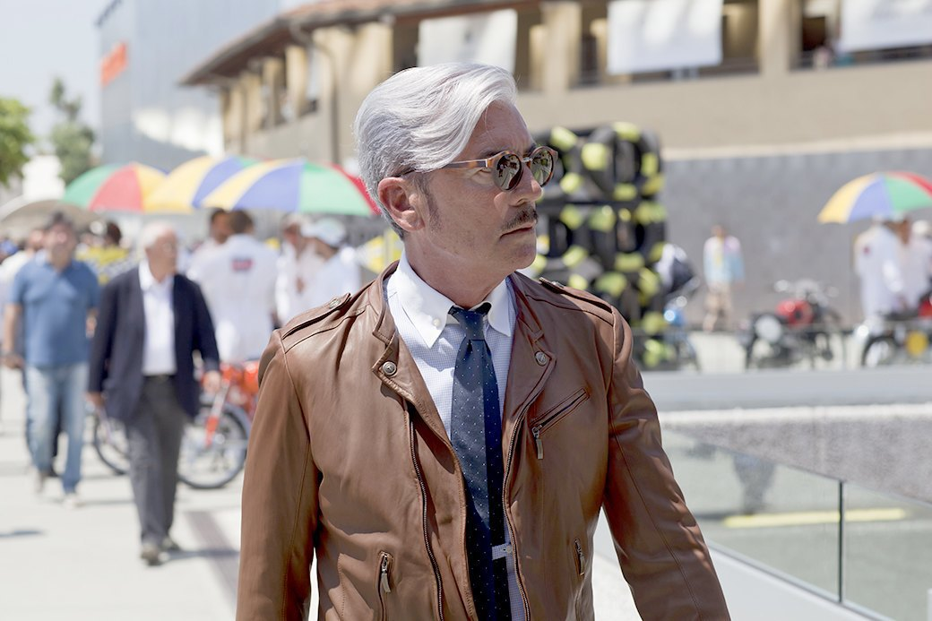 Стритстайл: Красивые мужчины на Pitti Uomo. Изображение № 4.