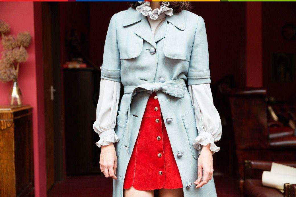 Психоделия: Дизайнер обуви Джорджи Би и ее коллекция винтажа. Изображение № 2.