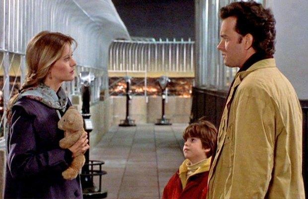 «Неспящие в Сиэттле», 1993  Мег Райан полюбила вдовца Тома Хэнкса с первого взгляда за то, что тот полюбил свою жену с первого взгляда. Изображение № 6.