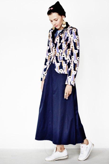 Асия Бареева,  дизайнер и стилист. Изображение № 6.