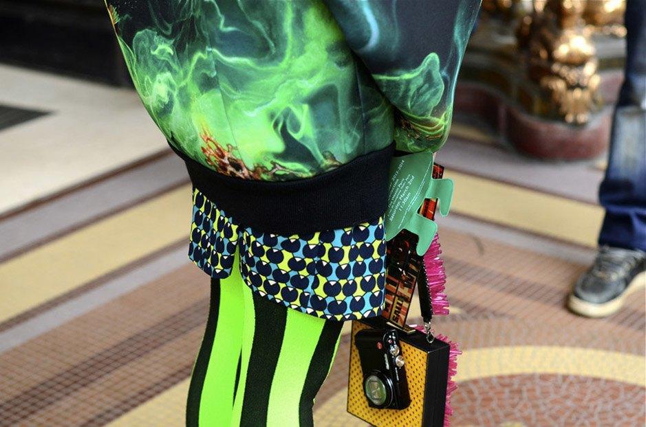 Гости Парижской недели моды FW13, часть 1. Изображение № 29.
